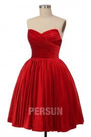 Sonam Kapoor A line Sweetheart Sleeveless Elastic Woven Satin Celebrity Dress