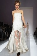 Elegant Mermaid Ruched Silky Satin Formal Prom Dress