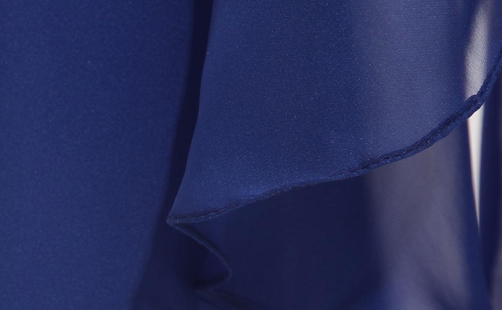tissu tencel délicat de robe de soirée longue bustier