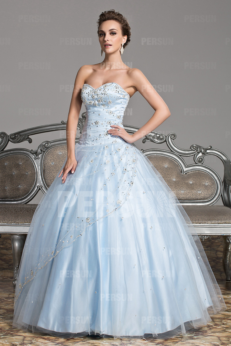 robe de mariage bustier c ur pastel. Black Bedroom Furniture Sets. Home Design Ideas
