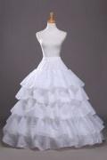Jupon princesse long pour robes de mariage et soirée bal