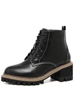 Chaussures de ville femme montantes à lacets