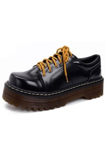 Chaussures Effet Rehaussantes Basse Ville Femme QCBWrdoexE