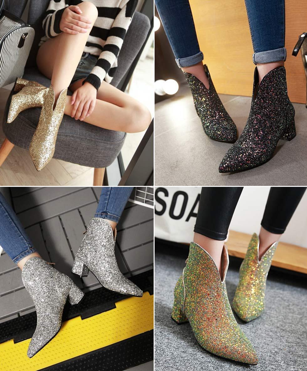 Les low boots : assurément fashion !