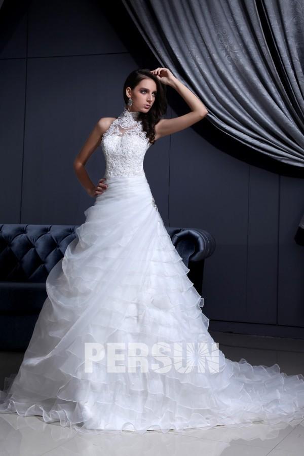 Robe de mariee moderne et pas cher