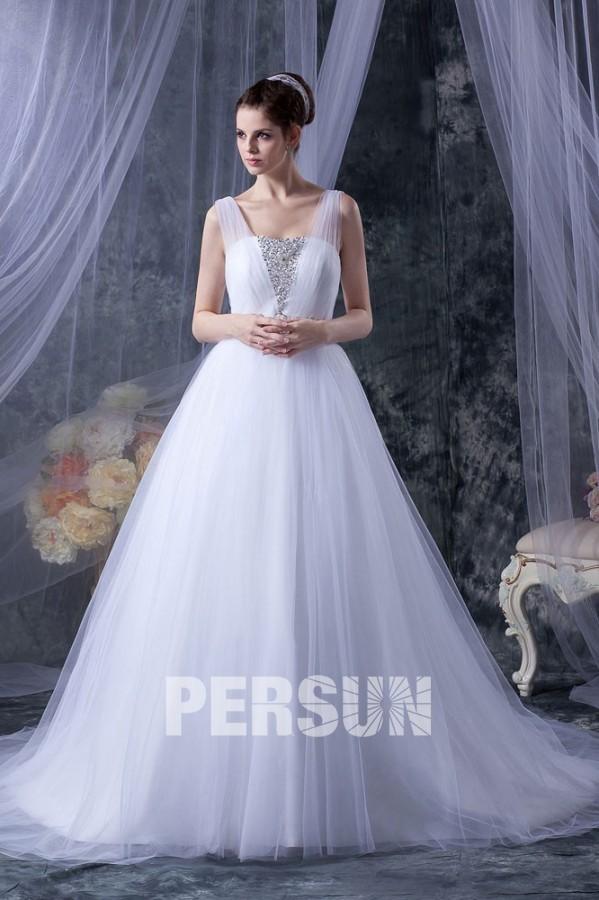 Image robe de mariee princesse