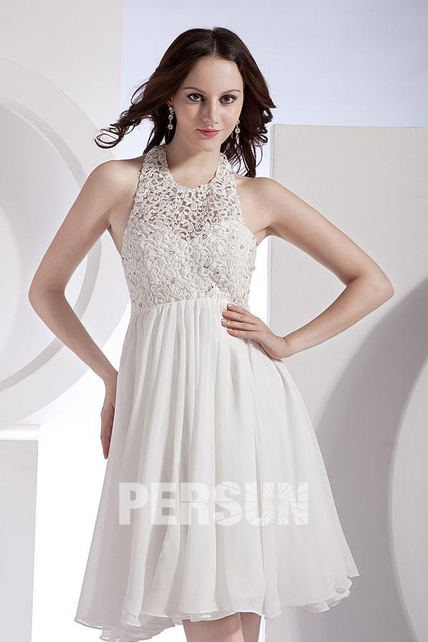 robe blanche pour mariage