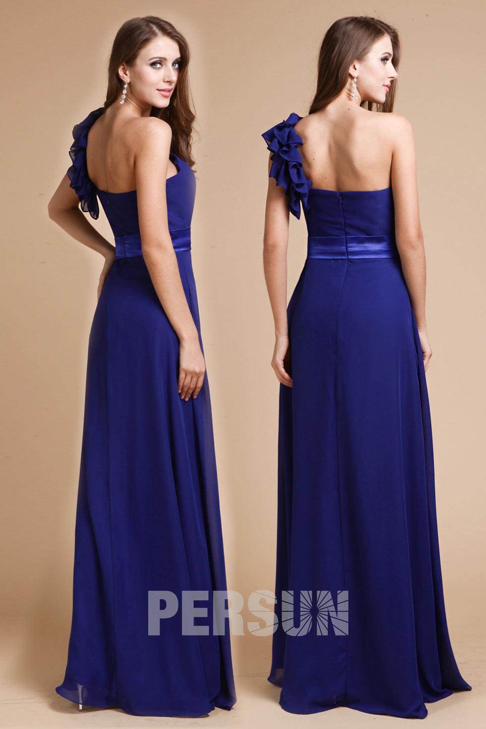 robe asymétrique pour invitées de mariage