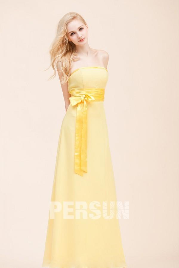 4851d1e15e6 Rose-Croix robe de demoiselle dhonneur ruchée en mousseline - Persun.fr