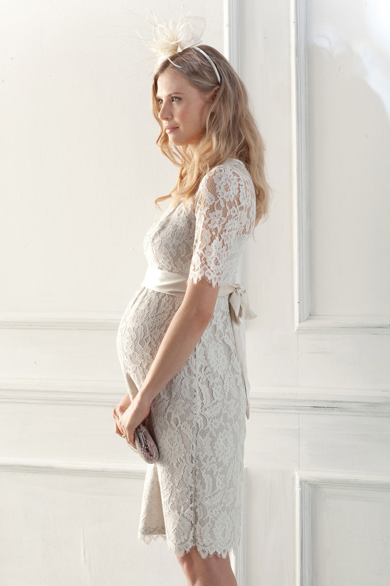 Schwangere  Persunkleid