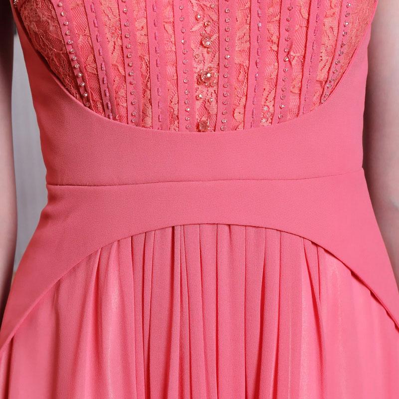 style robe soirée élégante à paillettes