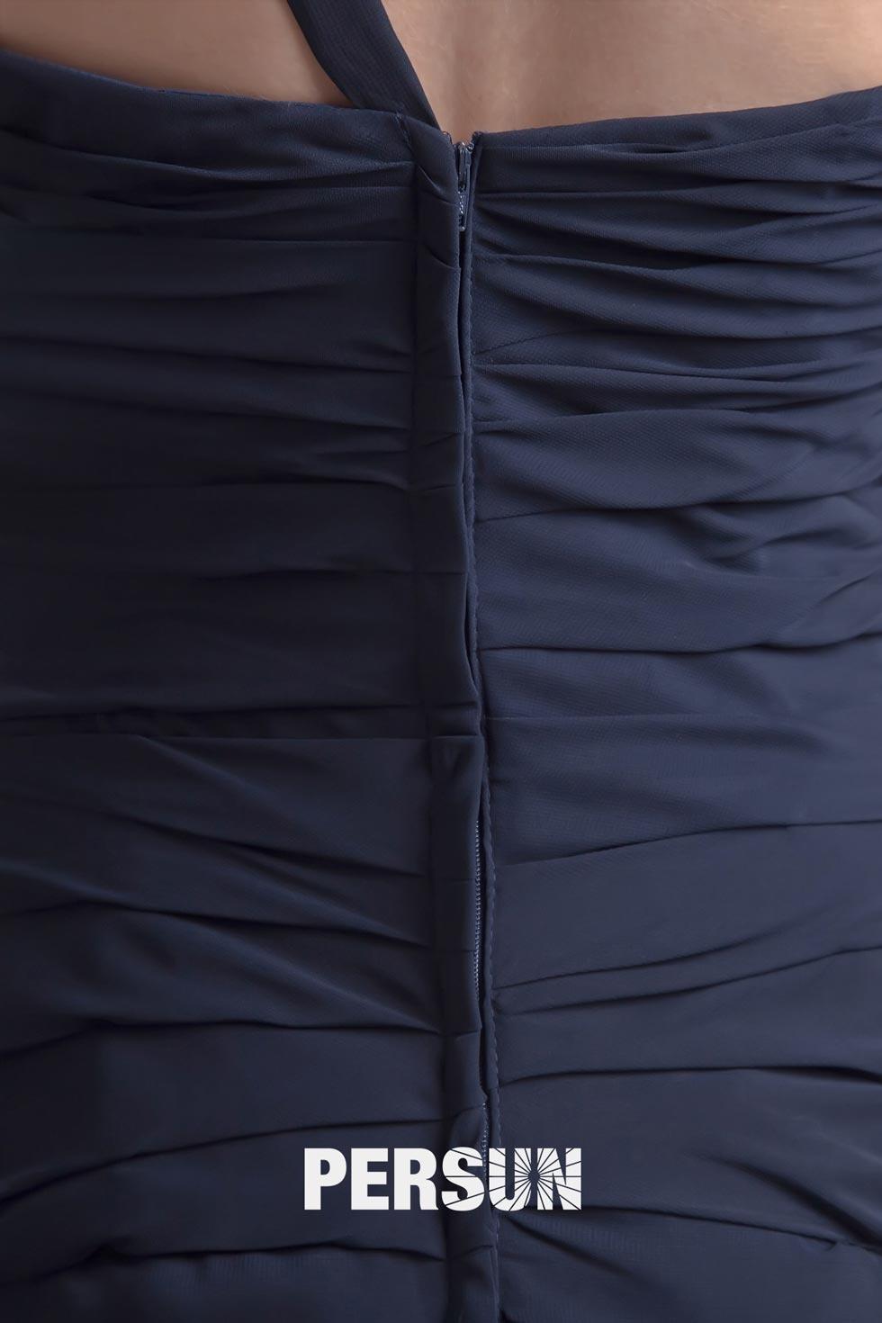 Fermeture à glissière de robe sur mesure
