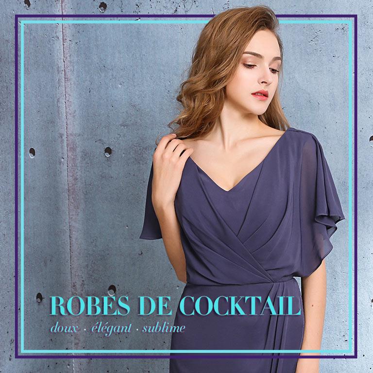 Robe de cocktail 2020