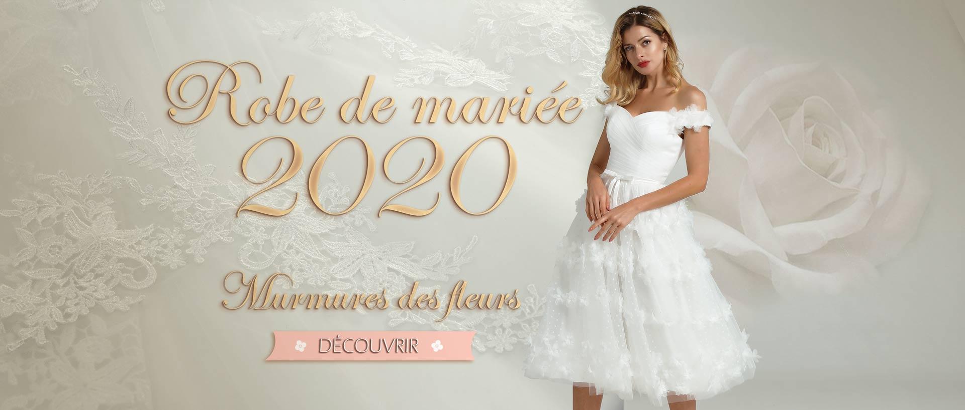 Robe de mariée 2020 Persun